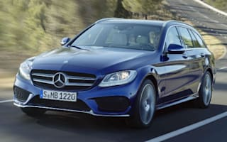 Mercedes C350 plug-in hybrid announced