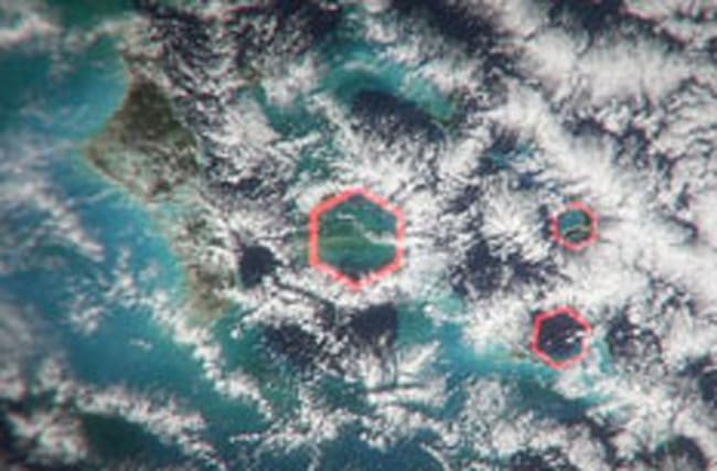 Could these strange clouds solve the Bermuda Triangle mystery?