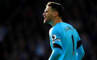 Lloris: Tottenham must prove they are elite