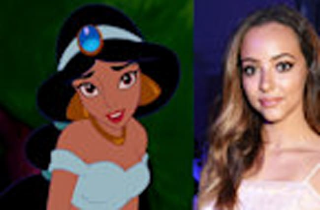 Little Mix's Jade Thirlwall In Talks To Play Jasmine In Disney's Live-Action Ala