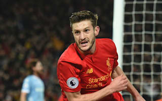 Lallana signs three-year extension at Liverpool