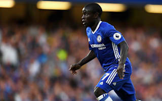 Morgan: We miss Kante and people need to accept it won't be the same this season
