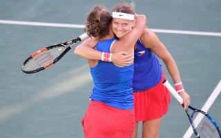 Rio 2016: Safarova and Strycova sail to doubles bronze