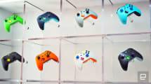 Xbox One: So sehen die knallbunten Design Lab-Controller aus