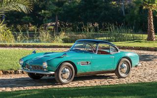 Stunning unrestored BMW 507 could fetch £1.7m at auction