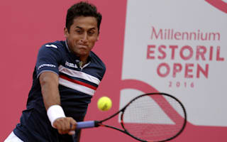 Almagro eventually ends title drought