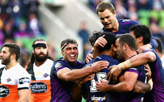 Kaufusi at the double as Storm tame Tigers, Raiders down Titans