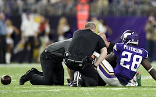 Peterson has torn meniscus, but could play this week