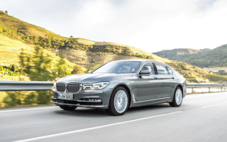 A bigger picture of BMW's new 7-Series