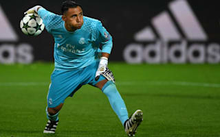 Navas puzzled by Real Madrid form