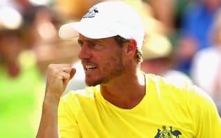 Hewitt return confirmed for Davis Cup