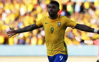 Inter 'make offer' for Brazil striker Gabriel Barbosa