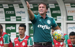 Cuca to leave champions Palmeiras