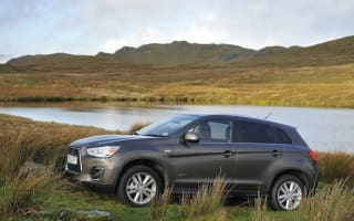 First drive review: 2013 Mitsubishi ASX