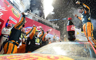 Record-breaking Truex Jr. dominates Coca-Cola 600