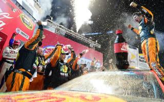 Record-breaking Truex Jr. dominates Coca-Cola 600