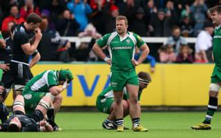 Exiles facing the drop after Newcastle defeat, Sale beat Bath