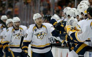 Predators oust Ducks from play-offs, Islanders get advantage over Lightning