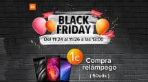 Xiaomi venderá 50 móviles a 1 euro para celebrar el Black Friday