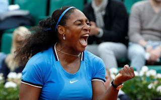 Williams sisters power through at Roland Garros, Ivanovic marches on