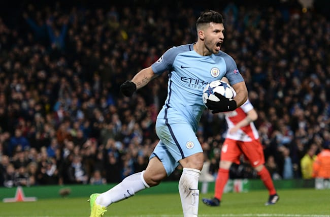Manchester City 5 Monaco 3: Guardiola's side prevail in all-time classic