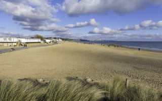 Where is Britain's most expensive seaside town?