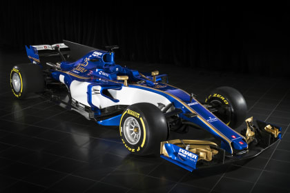 Guide to the 2017 Formula One cars - Sauber C36