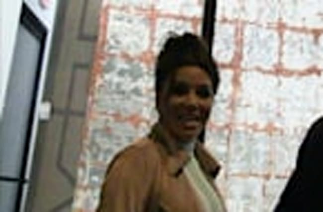 EVA LONGORIA -- LOVES FELLOW EMPIRE STAR NIA LONG!!!