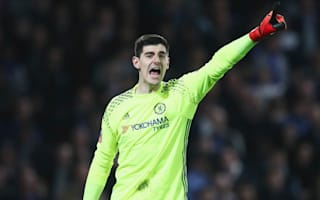 Courtois accuses Mourinho of mind games and cynical tactics