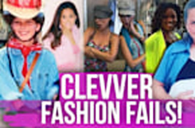 Clevver Hosts' BIGGEST Fashion Fails!