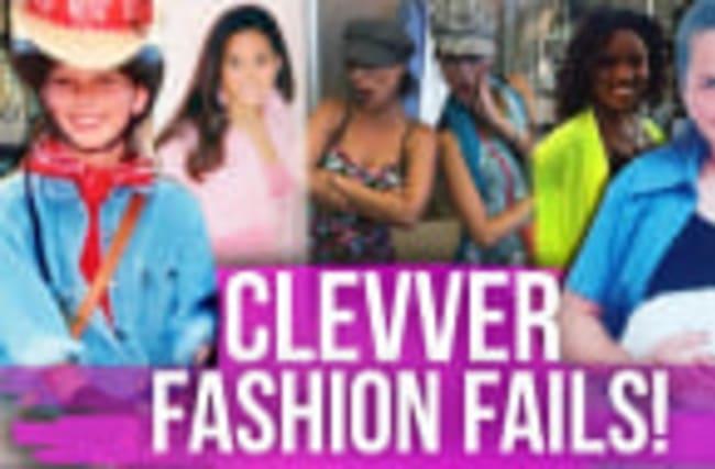 Clevver Hosts' BIGGEST Fashion Fails!