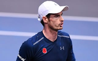 Murray pleased with improved display