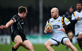 Simpson rescues late draw for Wasps
