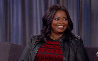 Octavia Spencer: I had on a lot less underwear than usual at the Globes
