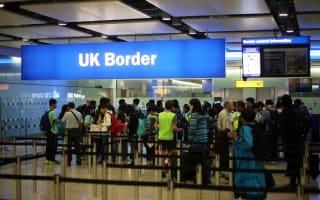 Massive hauls of fake goods seized at UK borders