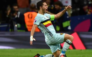Hazard determined to make his mark on Lille return