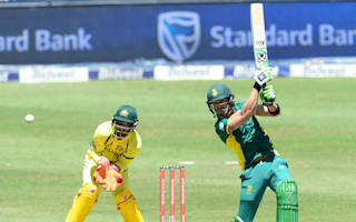 Du Plessis: Australia will be mentally scarred from whitewash