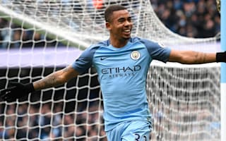 Fernandinho backs Gabriel Jesus to become 'top-class' player