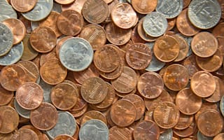 Bank hides 100 lucky pennies across USA