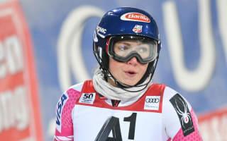 Shiffrin denied again as Hansdotter wins in Flachau