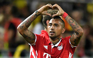 Borussia Dortmund 0 Bayern Munich 2: Vidal and Muller settle Supercup