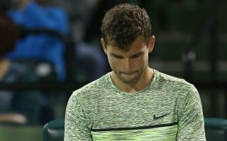 Dimitrov stunned by Robredo