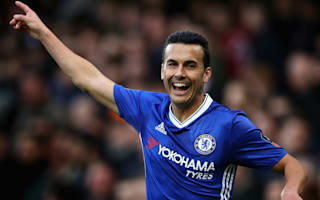 Pedro reveals Chelsea's best player - and it's not Kante