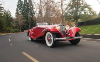 Classic Mercedes-Benz sets record at Arizona auction week