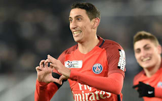 Di Maria welcomes Draxler competition