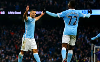 Aguero will get even better, Pellegrini warns