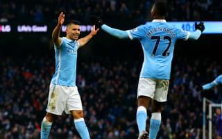 Aguero will get even better, Pellegrini warns
