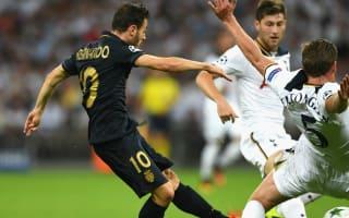 Tottenham 1 Monaco 2: Early goals condemn Spurs to defeat