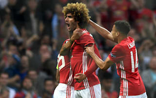 The big man for the big occasion - Fellaini keeps United limping to the promised land