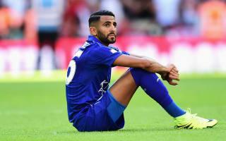 Mahrez going nowhere, insists Ranieri